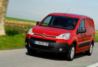 Защита Citroen Berlingo 2008/C4 2010